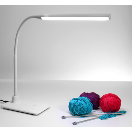 Daylight Uno LED Desk Flex Lamp