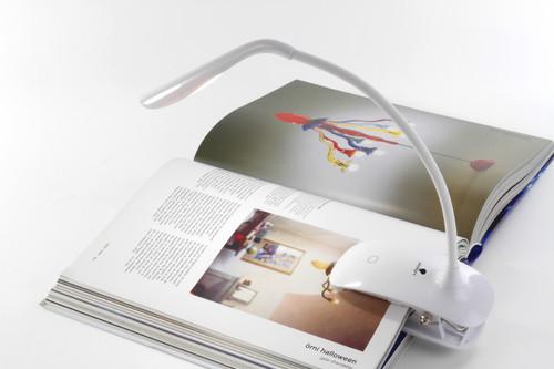 Daylight Smart Clip-on Lamp