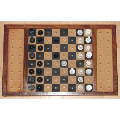 Tactile Chess