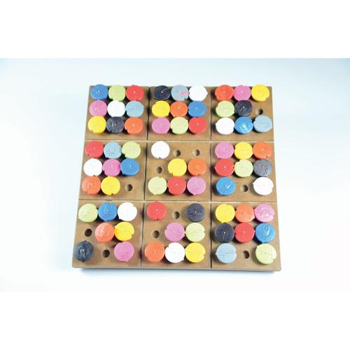 Braille Sudoku Set