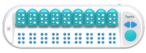 Taptilo Braille Instructional Device