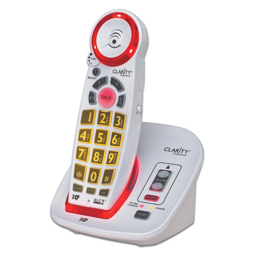 Clarity XLC2 50 DB Cordless Telephone