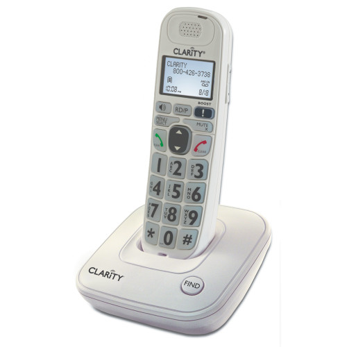 Clarity D704 40dB DECT Telephone