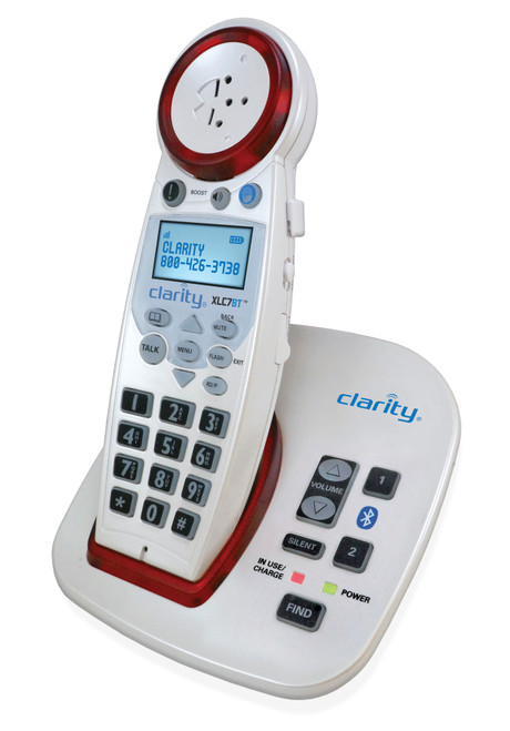 Clarity Extra Loud DECT Phone with Bluetooth