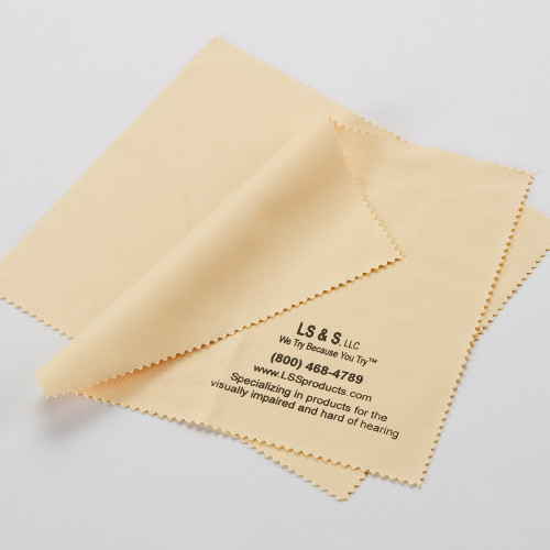 Lens Cleaning Cloth-Package of 5