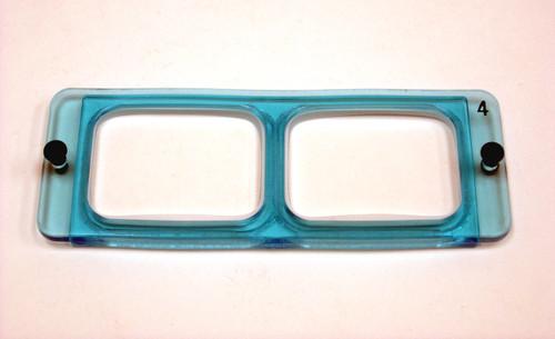 Optivisor Lens Plate for Model DA-7