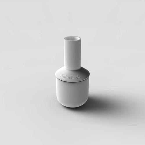 Ambutech Slip On Style Marshmallow Roller Tip