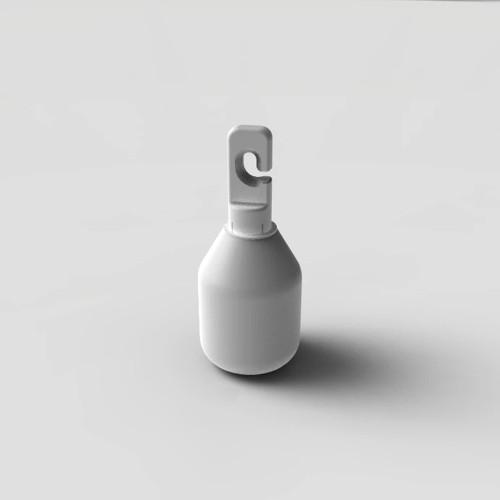 Marshmallow Hook Style Tip