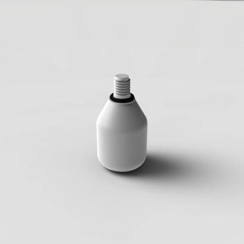 Marshmallow 8mm Threaded Tip