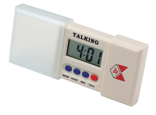 Travel Talking Clock with Male Voice