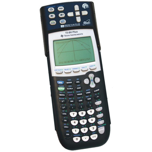 ti-84 talking plus graphing calculator