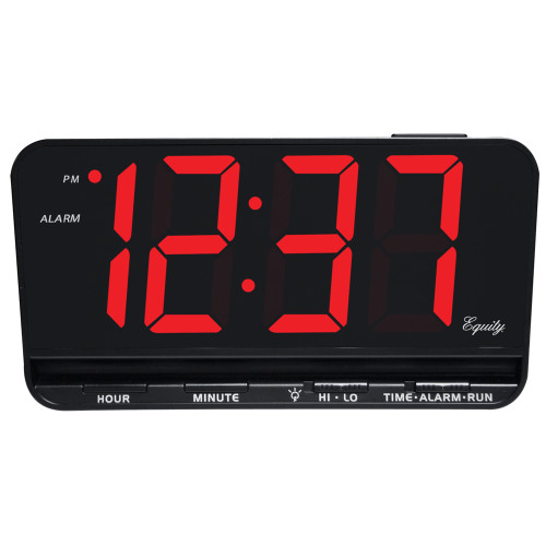 "3"" LED Alarm Clock"