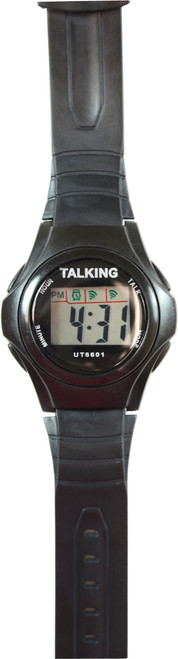 Spanish Talking Watch with Alarm