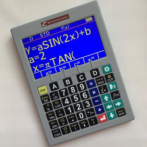 SciPlus 3300 Talking Scientific Calculator
