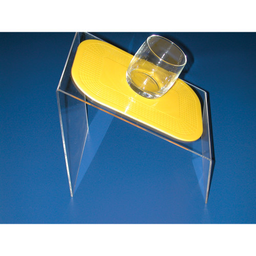 Dycem Non Slip Pad 10 x 7.25 yellow