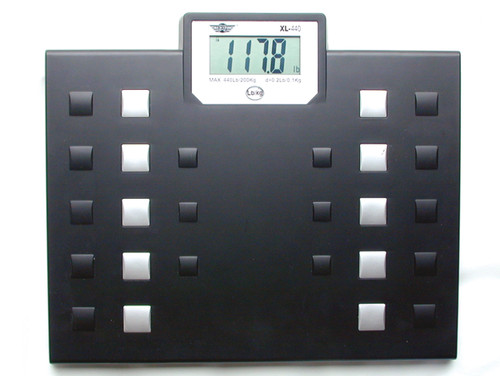 Superior Clear Voice Talking Scale - 440lbs
