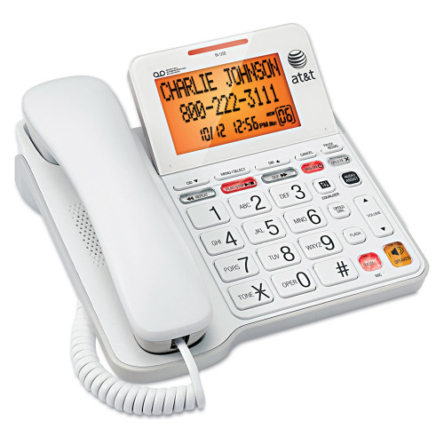 Big Button Phone with Answering Machine