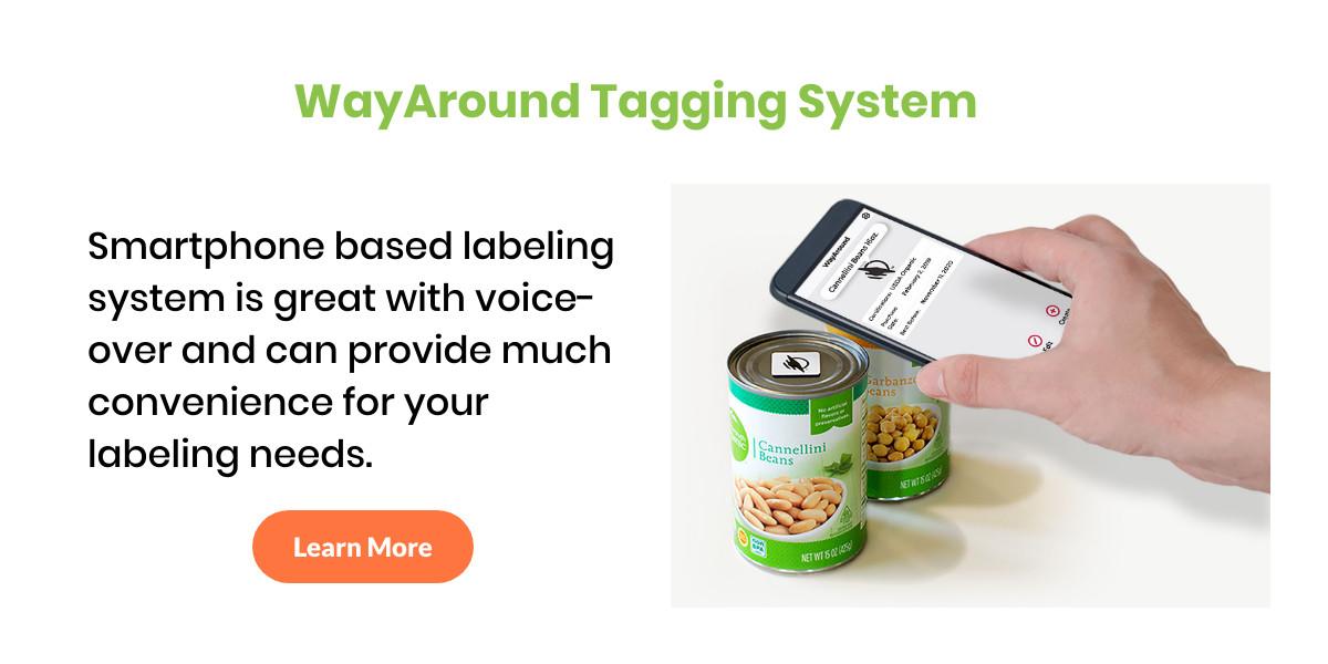 WayAround tagging.  Click here