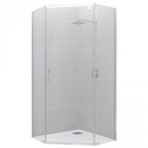 Trinidad Angled Shower Screen 957X957 [124056]