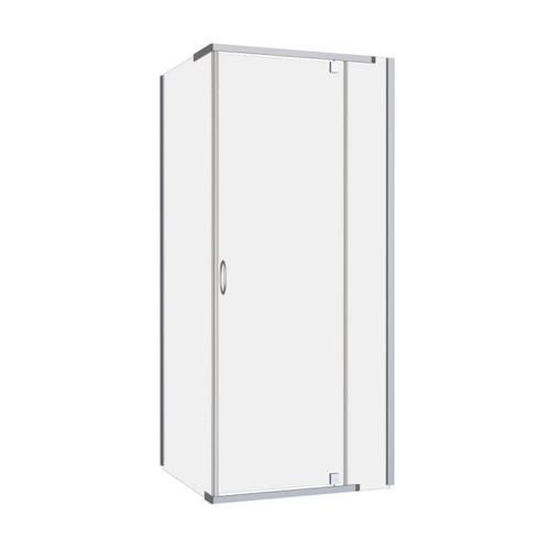 Cascade 1200 Semi-Frameless Pivot Shower Screen [133801]