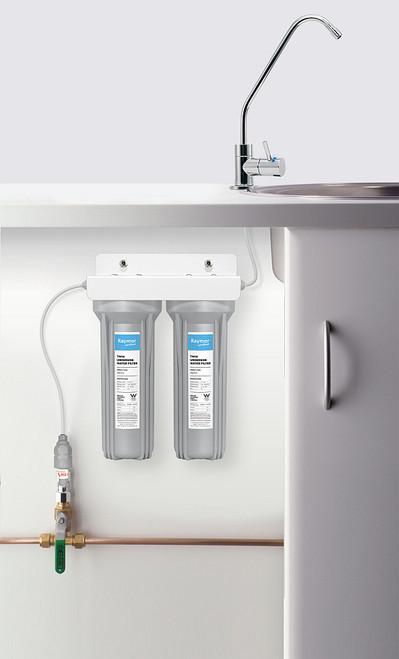 Twin Undersink Water Filter [136571]