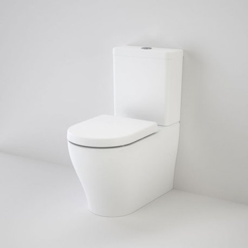 Luna Wall Faced Toilet Suite - Back Entry [136986]
