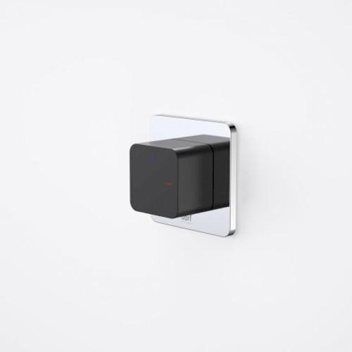 Epic Bloc Progressive Wall Mixer (Chrome/Black) [152369]