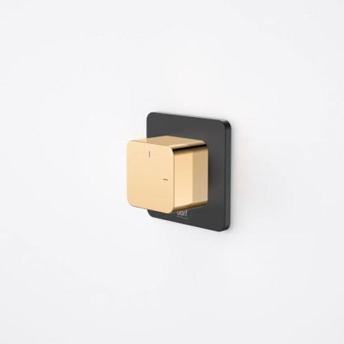 Epic Bloc Progressive Wall Mixer (Black/Copper) [152371]