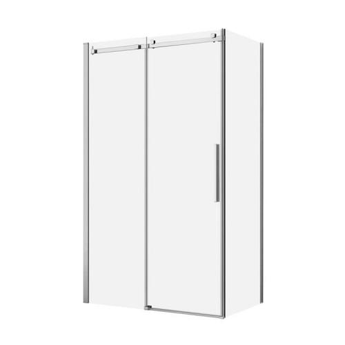Avalon 1200 Frameless Sliding Shower Screen [153819]