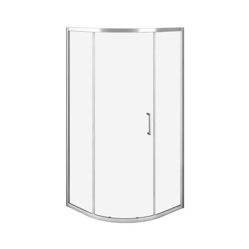 Floriano 1000 Curved Sliding Shower Screen [153820]