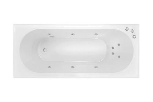 Turin 1790 Santai 10-Jet Spa Bath [126417]