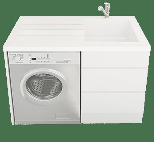 Nugleam All In One 1Th Rh Laundry Unit [156568]