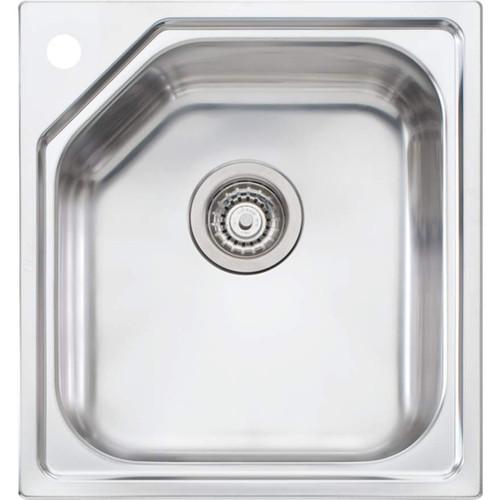 Nu-Petite Standard Bowl Topmount Sink [157362]