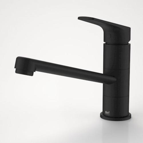 Kip Sink Mixer Black [157988]
