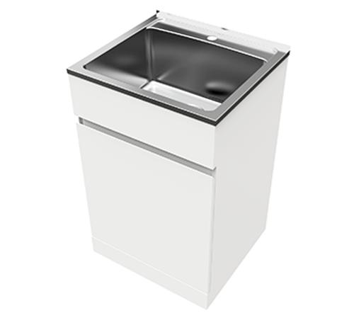 Nugleam 45L Soft Close Laundry Unit [165952]