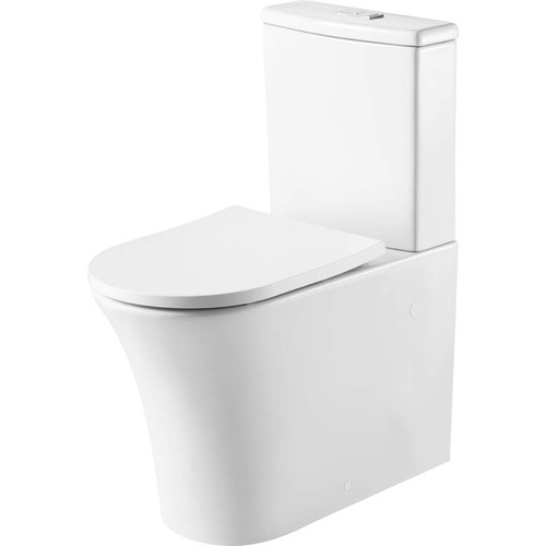 Dublin Back To Wall Toilet Suite [166263]