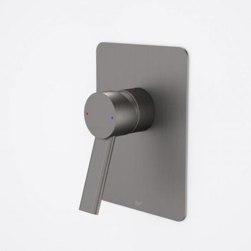 Villa Bath/Shower Mixer Gunmetal Grey [166554]