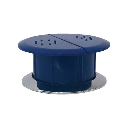 Raised Care Flush Buttons, Blue [169174]