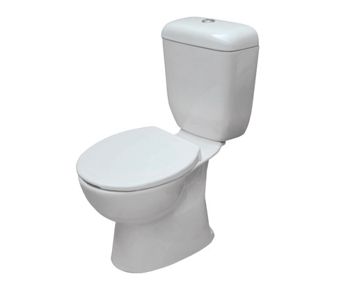 Classic Close Coupled  S Trap Toilet Suite [134628]