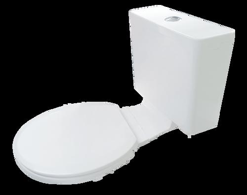 EI Trade Plastic Cistern & Seat [153824]