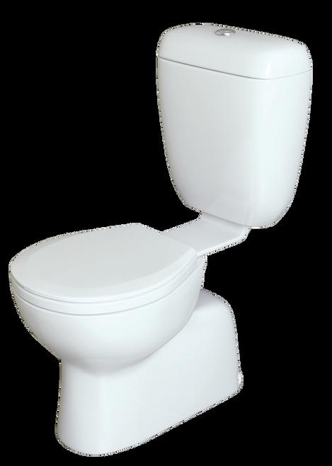 Classic Connector S Trap Toilet Suite [153823]