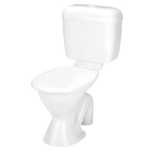 Symphony Connector Toilet Suite - Bottom Inlet, S Trap [105204]