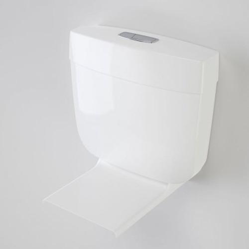 Caroma Slimline Connector Plastic 4.5/3L Dual Flush Cistern [108900]