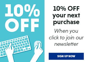 20% off Newsletter Signup