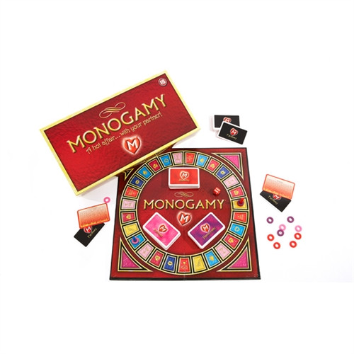 Monogamy A Hot Affair…With Your Partner