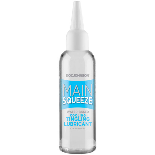 Main Squeeze - Cooling/ Tingling - 3.4 Fl. Oz.