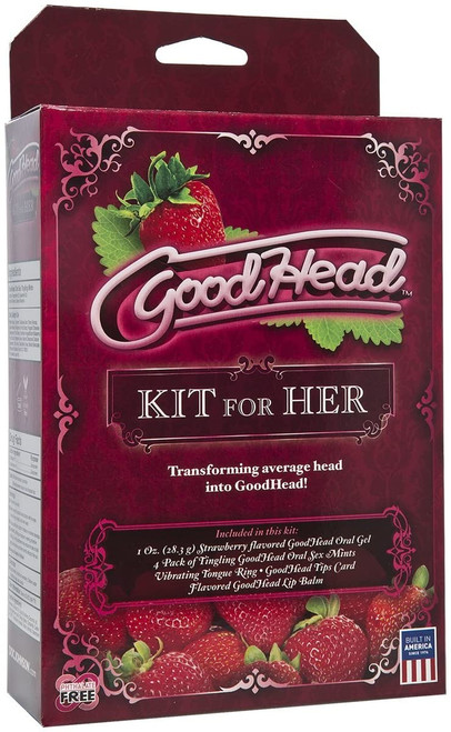 GoodHead - Kit For Her Multi-Colored