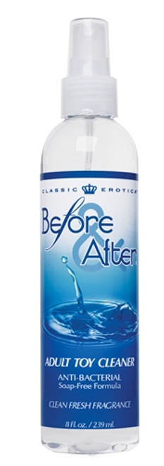 Before & After Adult Toy Cleaner 8oz