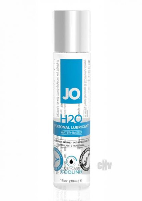 JO H2O Cool Water Based Lubricant