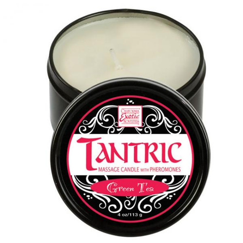 Tantric...The art of sensuality! Heat up your intimate pleasures and reach new heights of intimacy with these outstanding products infused with nature's own attractant, pheromones.